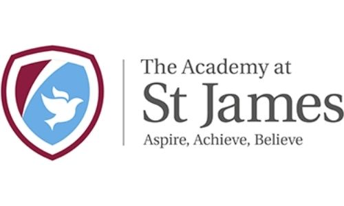 The Academy at St James Logo